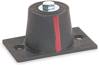 2NNZ9 GRAINGER APPROVED Rubber Vibration Isolator,45 Lb Max,5//16-18