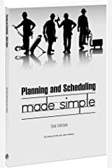 Maintenance Planning & Scheduling Made Simple - 2nd Edition Paperback