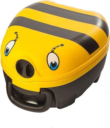 My Carry Potty - Pot de Voyage Bourdon, Meilleur Siège de Toilette Portable pour les Tout-Petits et les Enfants à Emp...