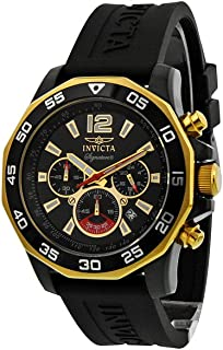 Best invicta signature ii chronograph mens watch Reviews