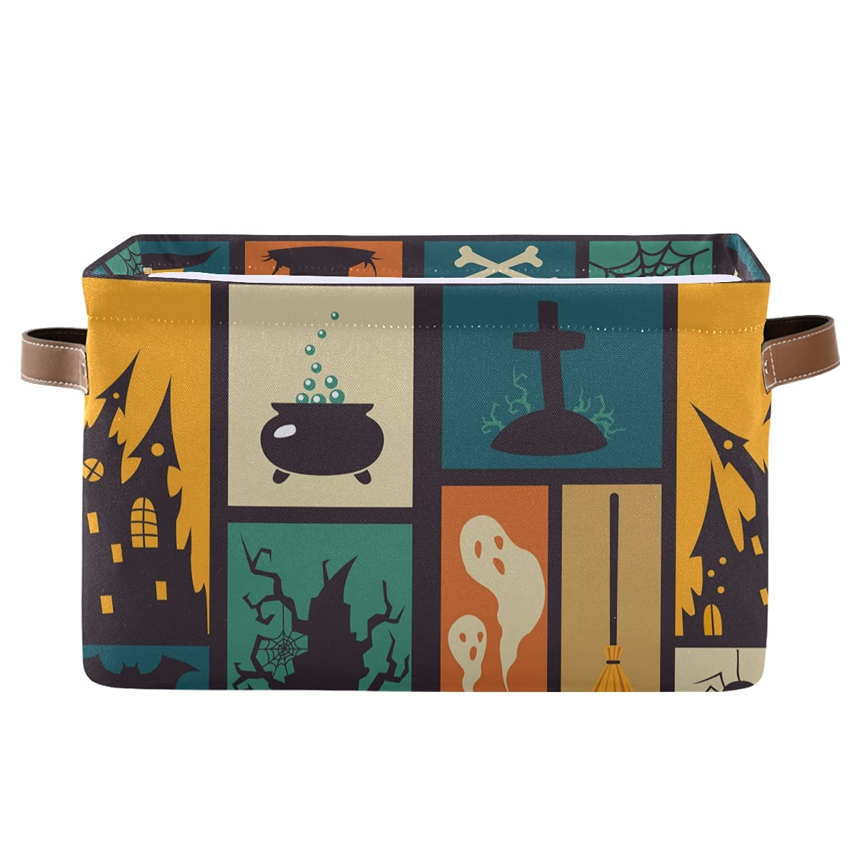 Halloween Castle Max 43% OFF Skeleton New popularity Ghost Storage Collapsible Han Bin with