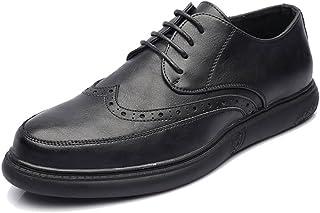 [Hardy] シューズ PUレザー メンズ 通気性 柔軟 フォーマル ビジネス クラシック 紳士靴