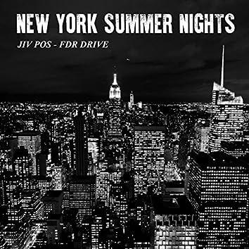 New York Summer Nights-FDR Drive