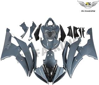 NT FAIRING Nardo Gray Fairing Fit for YAMAHA 2008-2016 YZF R6 Injection Mold ABS Plastics Bodywork Body Kit Bodyframe Body...
