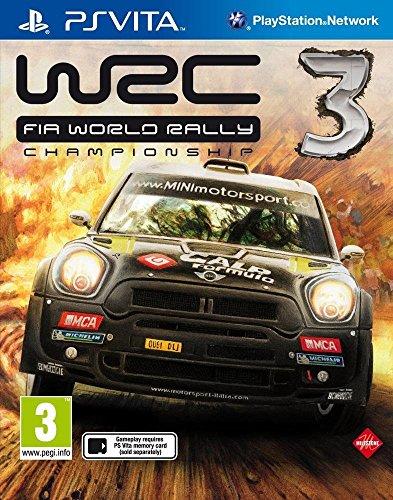 WRC 3 : FIA World Rally Championship [Importación francesa]