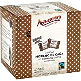 Azucarera - Estuche 50 sobres (8grs) de Azúcar Moreno 400 g...
