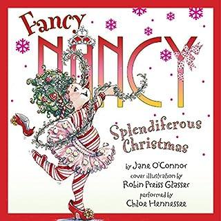 Fancy Nancy: Splendiferous Christmas cover art