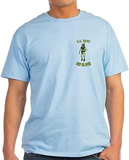 U.S. Navy Deep Sea Diver Light Cotton T-Shirt