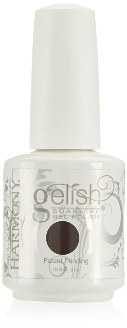人尊敬する内向きHarmony Gelish Gel Polish - Love Me Like a Vamp - 0.5oz / 15ml