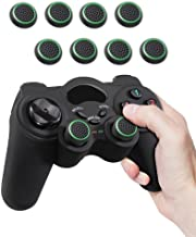 Fosmon (4 Pairs / 8 Count) Analog Stick Joystick Controller Performance Thumb Grips for Xbox One S | PS4 | PS3 | Xbox One ...