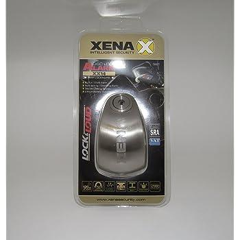 Xena xx14 Blocca Disco Acciaio Inox