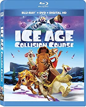 Ice Age  Collision Course [Blu-ray]