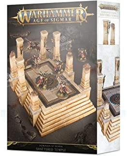Games Workshop Warhammer Age of Sigmar: Dominion of Sigmar - Shattered Temple