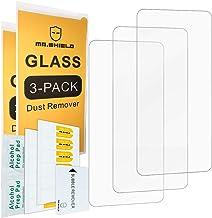 [3 بسته] -آقای شیلد طراحی شده برای T-Mobile (REVVL 5G) [شیشه مقاوم] [شیشه ژاپنی با سختی 9H] محافظ صفحه نمایش با تعویض مادام العمر