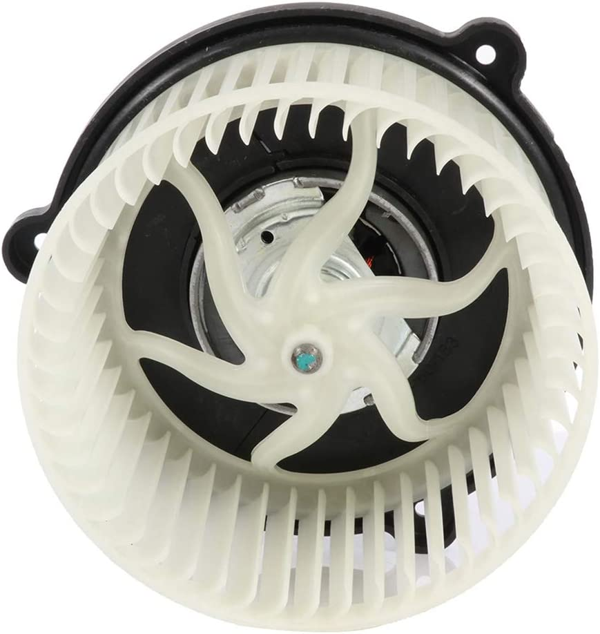 ECCPP HVAC Plastic Today's only Heater Blower Motor w Cage Fit 1 Fan for 1998 Store
