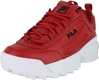 Kids Disruptor II Sneakers Red/Navy/White