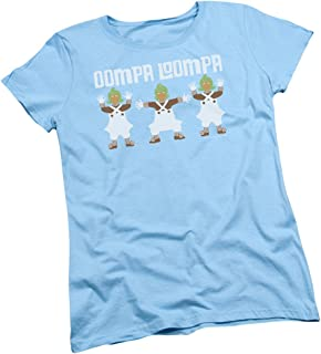 Oompa Loompa - Willy Wonka and The. Women's T-Shirt