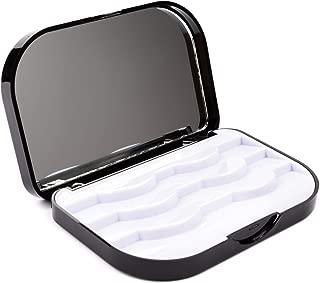 Best empty eyelash storage case Reviews