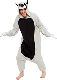 raccoon onesie for adults