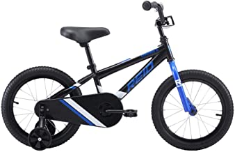 REID Boy's Explorer S Coaster Edition 16 inches Bike - Black/Blue, 90 x 30 x 15