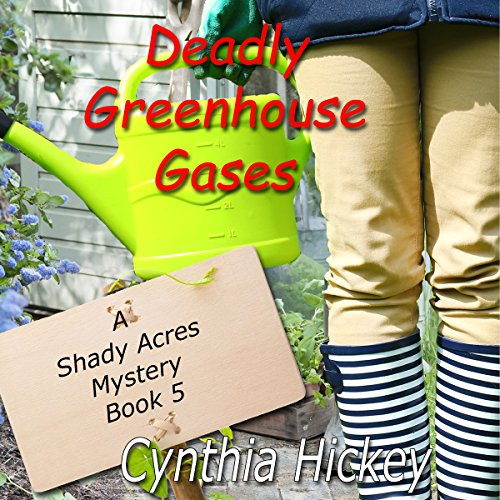 Deadly Greenhouse Gases audiobook cover art