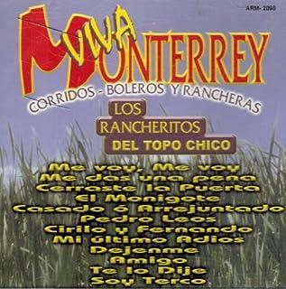 Los Rancheritos Del Topo Chico (Corrido, Boleros Y Rancheras) Arm-2098