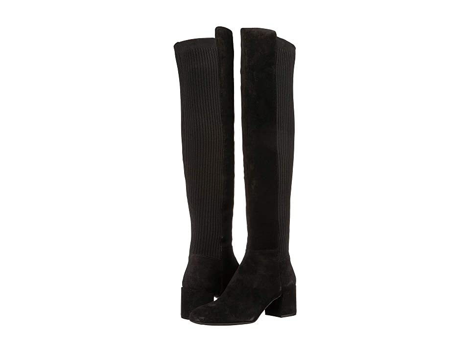 Kenneth Cole New York Eryc Boot (Black Suede) Women