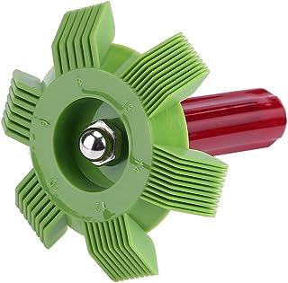 Herramienta de coche Automotive un rastrillo/C Peine Cabello del evaporador condensador, aire acondicionado