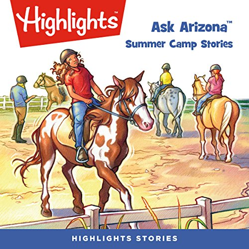 Ask Arizona: Summer Camp Stories copertina