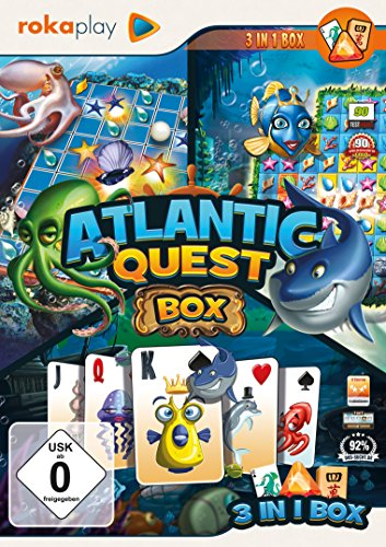 rokaplay - Atlantic Quest Box (PC)
