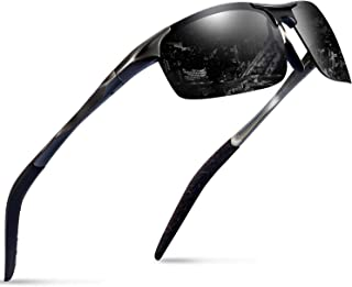 Sports Polarized Sunglasses for Men - Feirdio Mens Sports...