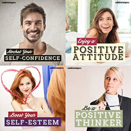 Completely Confident Subliminal Messages Bundle cover art