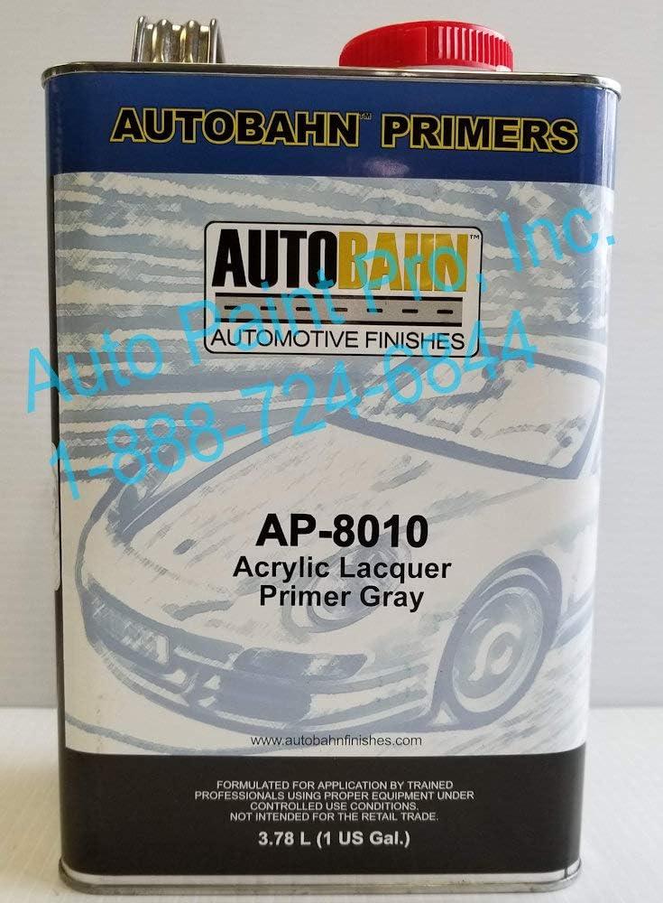 AUTOBAHN Quantity limited AP-8010 Acrylic Lacquer wholesale Gray Pai Restoration Primer CAR