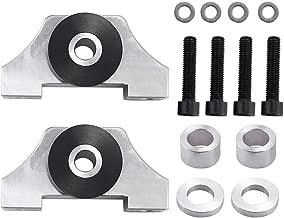 Hoypeyfiy Engine Motor Torque Mount Kit B-series/D-series For 92-01 Honda Civic EG EK JDM D15 D16 B16 B18 B20