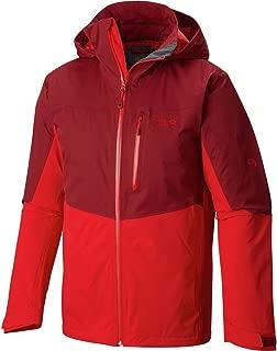 mountain hardwear south chute insulated jacket