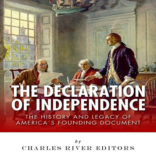 The Declaration of Independence cover art