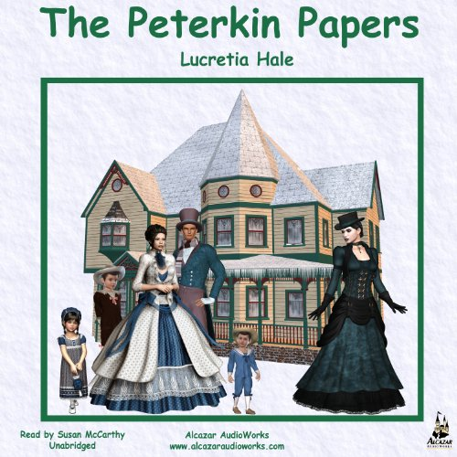 The Peterkin Papers audiobook cover art