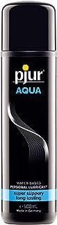 pjur AQUA - Vattenbaserad premium-glidgel - utmärkta glidegenskaper, fuktgivande utan att klibba - även för sexleksaker (5...