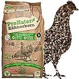 ChickenGold ProNatur-Hühnerkorn 2x10kg - Hühnerfutter Pellets - Bio Legekorn Biofutter - sojafrei