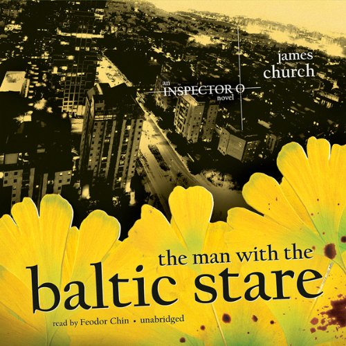 The Man with the Baltic Stare audiobook cover art