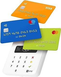 SumUp Air Mobiel Pinapparaat - Contactloos betalen met Credit & Debit Card - Apple & Google pay - NFC RFID pinapparaat - C...