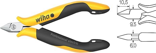 Alicates de corte diagonal de fuerza Professional electric con DynamicJoint/® Z 16 0 06 180 mm SB Professional electric Ref Z16018006SB WIHA 27434