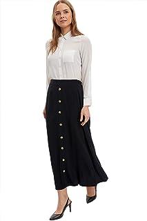 DeFacto Woman Maxi Skirt