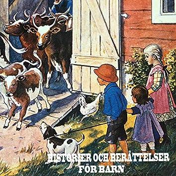 Historier och berättelser för barn