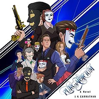 Purgatorium audiobook cover art