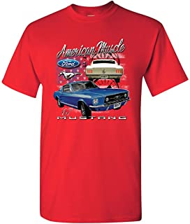 Tee Hunt Lucky 11 Speed Shop Muscle Shirt American Classic Hot Rod Vintage Car Sleeveless