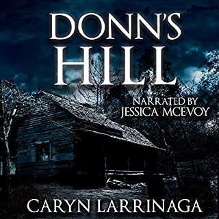 Donn's Hill audiobook cover art