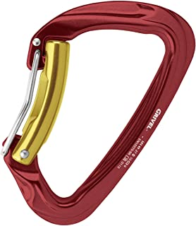 grivel twin gate carabiner