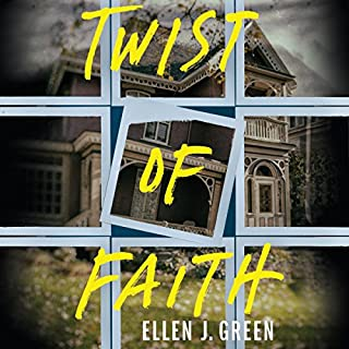 Twist of Faith audiobook cover art