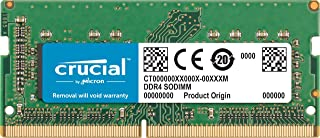 16GB DDR4 2666MT/s (PC4-21300) CL19 DR x8 Unbuffered SODIMM 260pin RAM for Mac, CT16G4S266M